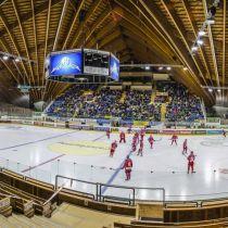 HCD DAVOS vs CSKA MOSCOW 2014 hockey