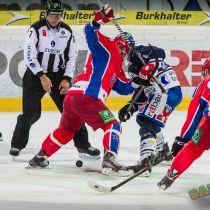HCD DAVOS vs CSKA MOSCOW  2014