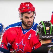 Alexander Radulov CSKA MOSCOW