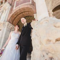 Lili és Dániel esküvő fotózás videózás